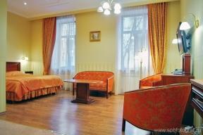 Фотосъемка интерьера отеля